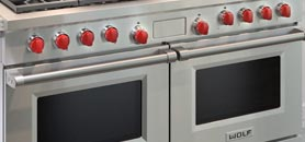 Sub-Zero Refrigerator and Wolf Repair and Service (800)520-7059